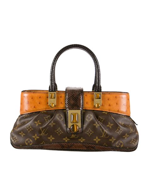 louis vuitton monogram waltz macha bag handbags
