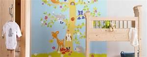 Babyzimmer Wandgestaltung Ideen : kinderzimmer gestalten wand ~ Sanjose-hotels-ca.com Haus und Dekorationen