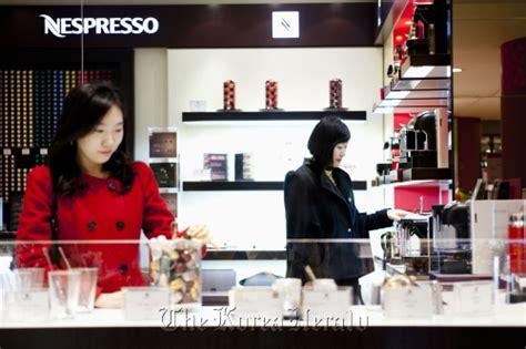 Nespresso Culture by Meet The Ceo Nespresso Shapes Korean Espresso Culture