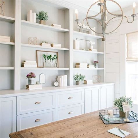 Home Office Built In Cabinet Design Ideas 2  Awesome