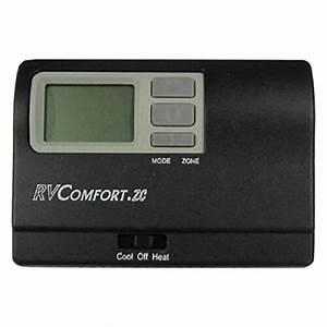 Wiring Zc Rv 3 Diagram Mach Coleman Zone Thermostat