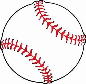Free softball vector clipartsco for Softball vector free
