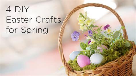 diy easter crafts  spring youtube
