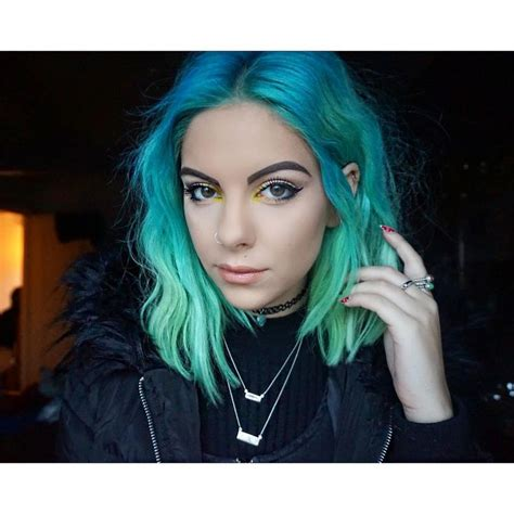 25 Best Ideas About Turquoise Hair On Pinterest Teal