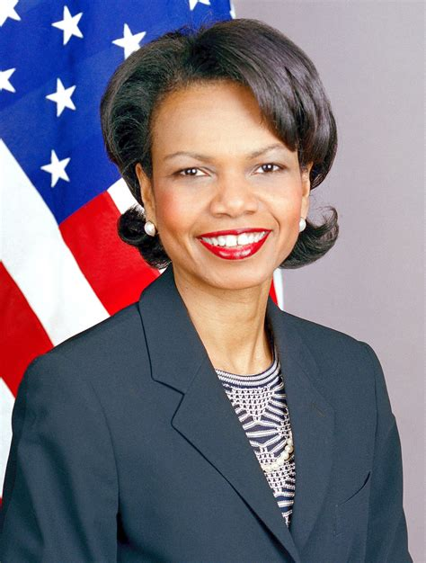 former united states of state condoleezza rice s