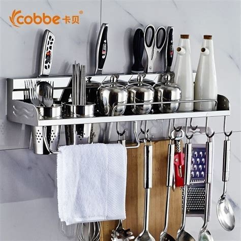 stainless steel spice rack wall mount ideas  foter