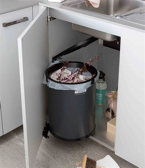poubelle cuisine sous evier meuble de cuisine 5 meubles poubelles pratiques et