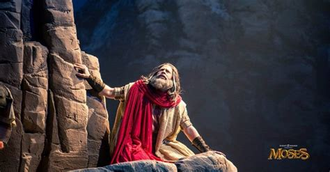 5 Things You Should Know About Sight & Sound's Moses