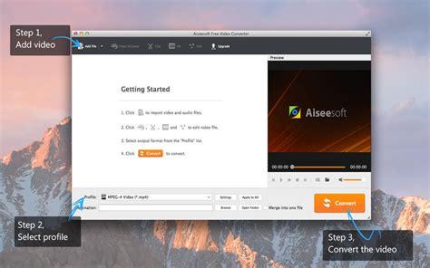 Aiseesoft Free Video Converter