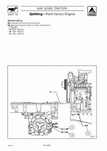 Massey Ferguson Mf 8240 Tractor Service Repair Manual