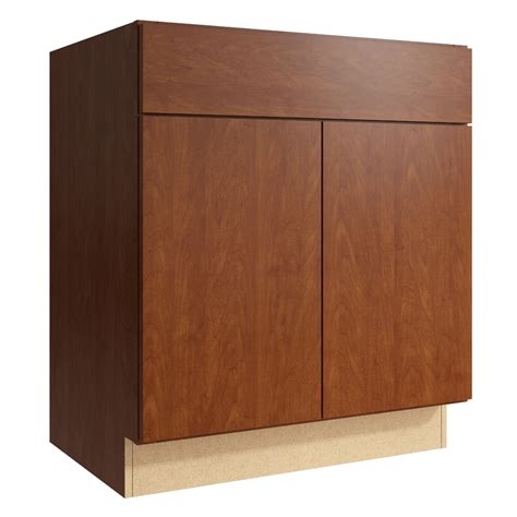 Kcma Cabinets Code X by Shop Kraftmaid Momentum Frontier Sable Bathroom Vanity At