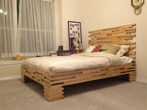 35 Fantastische Ideen Für Bett Aus Paletten
