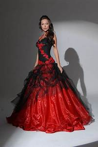 why you can totally rock red on your big day fun With robe de mariée original
