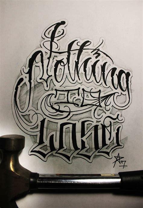 ideas  tattoo lettering styles  pinterest