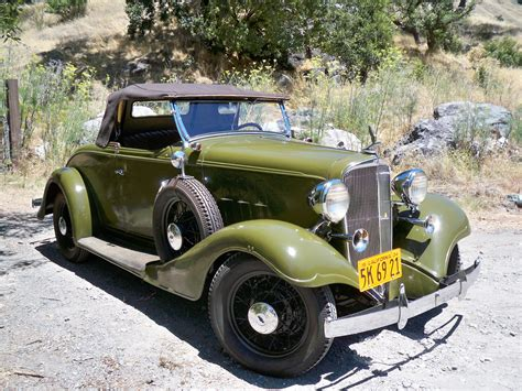 1933 Chevrolet Eagle Roadster