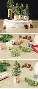 Bougie Baobab Pas Cher : 10 diy avec des bouchons de li ge pour marc pinterest noel deco noel et decoration noel ~ Teatrodelosmanantiales.com Idées de Décoration