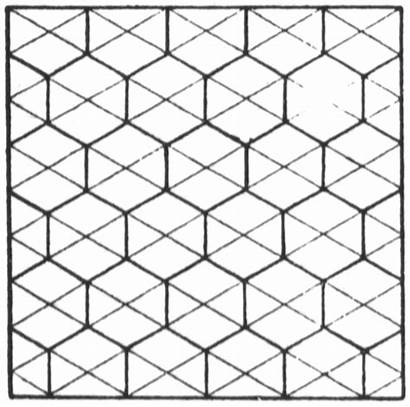 Tessellation Tessellations Patterns Pages Printable Colouring Templates