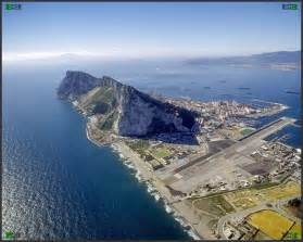 the rock of gibraltar aerial photograph the rock of gibraltar Gibraltar