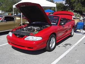 Rio Red 1994 Ford Mustang GT Convertible - MustangAttitude.com Photo Detail
