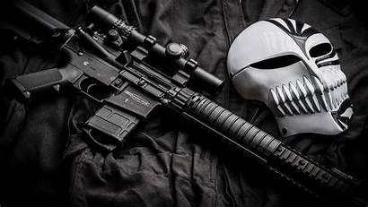 Guns Wallpapers Desktop Backgrounds Background Cool Weapons