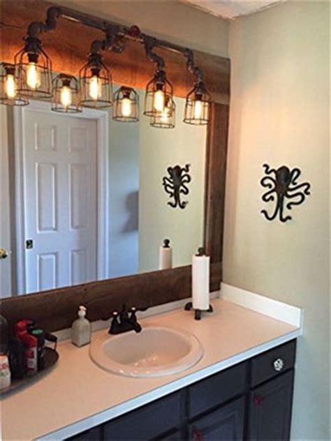 industrial vanity light  delivers lots
