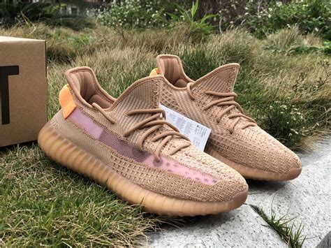 "2019 adidas Yeezy Boost 350 V2 ""Clay"" Low Top Sneaker For Sale"