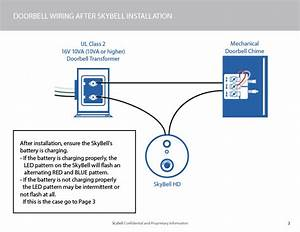 Doorbell Wiring Instructions