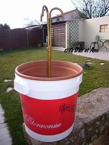 Fabriquer Une Fontaine Sans Pompe : une fontaine ap ro maison pour mon fils ~ Melissatoandfro.com Idées de Décoration