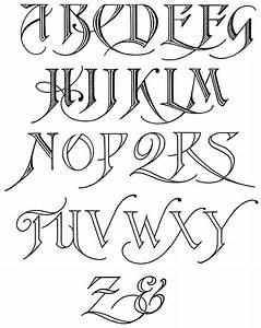 Free Calligraphy Alphabets :: Image 10 | BEAUTIFUL FONTS ...