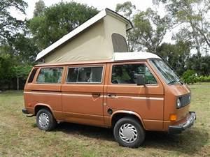 1982 Vw Westfalia Camper Van