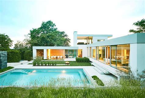Moderne Architekten Bungalows architektenh 228 user umgebauter bungalow in hanglage