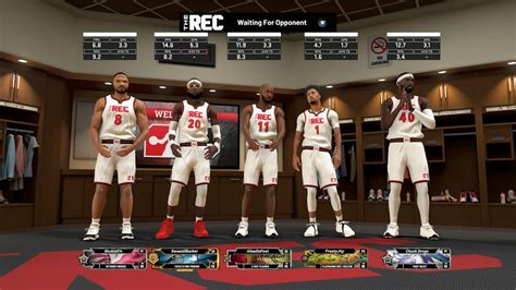 Nba 2k20 Dapoet My Player In Rec Game Highlights 7220