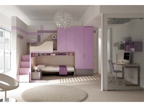 chambre fille avec lit superpos chambre fille mezzanine paihhi com
