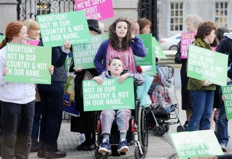 GALLERY: Protesters oppose proposed new abortion bill ...