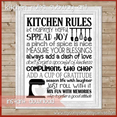 ideas  kitchen rules  pinterest verses