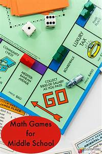 Math Games for Middle School