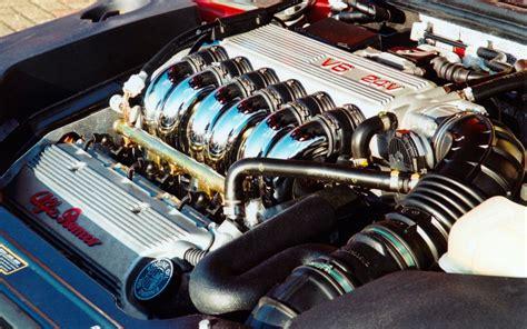 Alfa Romeo Engine by A Beautiful Alfa V6 Engine 1680x1050 Machinery Alfa
