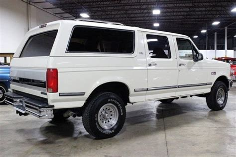 For The Loyalist Ford Bronco Centurion Classic