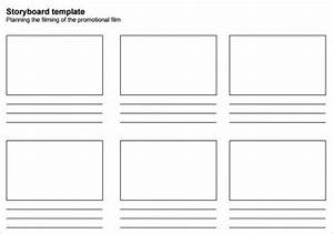 professional blank animation storyboard template word pdf With interactive storyboard template
