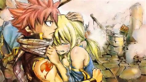 fairy tail  natsu  lucy wallpaper hd clean dl