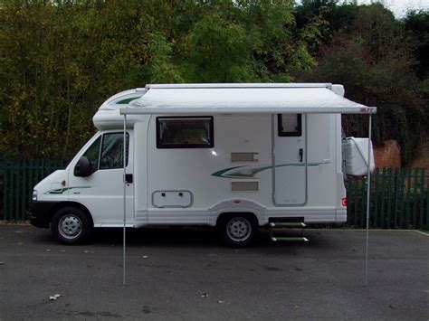 Autocruise Starfire   Nick Whale Motorhomes
