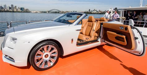 rolls royce sport 2017 rolls royce dawn debuts in australia with 749 000 price