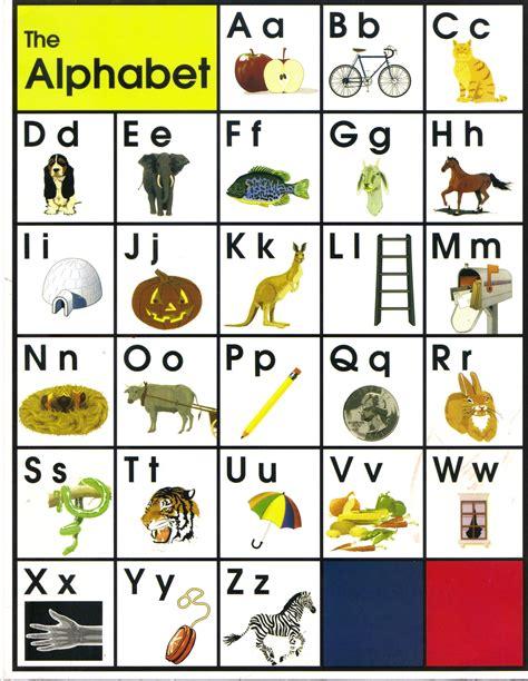 alphabet for preschool kindergarten alphabet chart 916 | 967263a66764613410ead97d656a714e