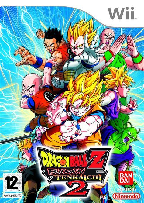 Dragon Ball Z Budokai Tenkaichi 2 Dragon Ball Wiki