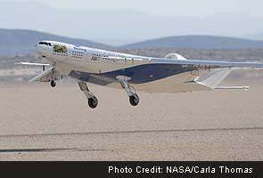 Nasa Future Aircraft