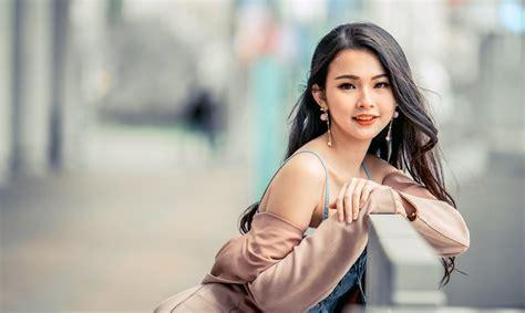 wallpaper asian girl beautiful girl