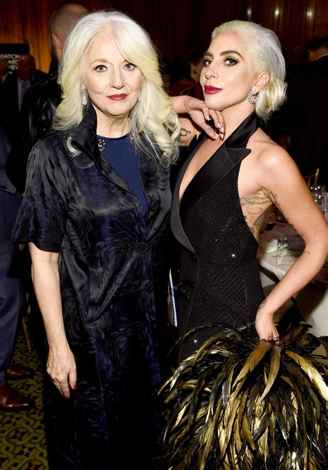 Lady Gaga And Mom Go Glam For National Board Of Review Awards Peoplecom