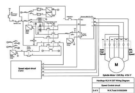 hlv conversion  vfd circuit  pics page