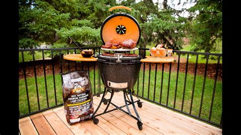 The Pit Boss K22 Ceramic Grill