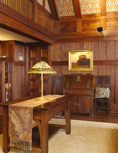 lighting  accent define arts crafts interiors